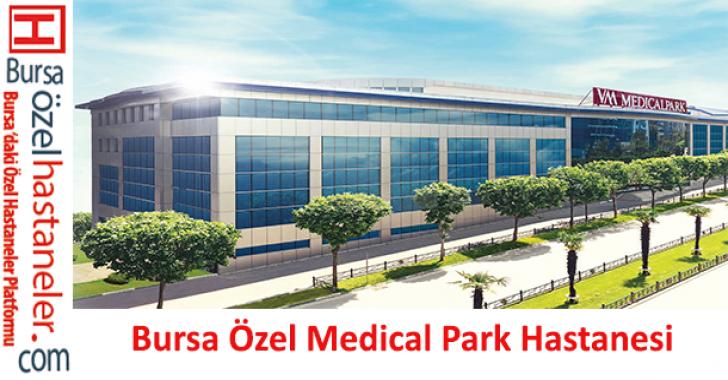 Bursa Özel Medical Park Hastanesi