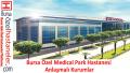 Bursa Özel Medicalpark Hastanesi Anlaşmalı Kurumlar