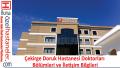 Çekirge Doruk Hastanesi Doktorları Bölümleri ve İletişim Bilgileri