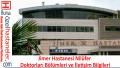 Jimer Hastanesi Nilüfer Doktorları Bölümleri ve İletişim Bilgileri