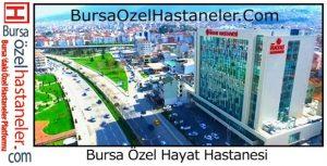 Bursa Özel Hayat Hastanesi Doktorları Muayene Ücretleri Ve İletişim Bilgileri